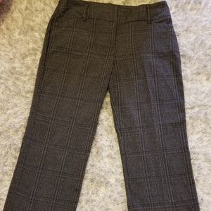 Cato's Contemporary Fit Grey Dress Pant Size 10P